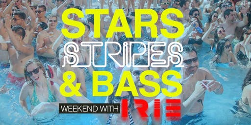 Stars, Stripes, and Bass Weekend Host by Irie Present Independence Day Pool Party