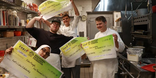 Karl's Culinary Scholarship Fundraiser