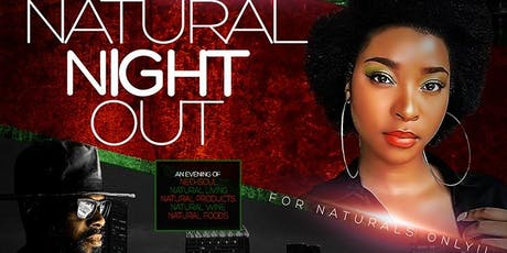Natural Night Out  featuring Jahiti tickets