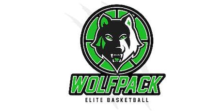 Wolfpack Summer Basketball Camp 2019 tickets
