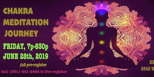 Chakra Meditation Journey