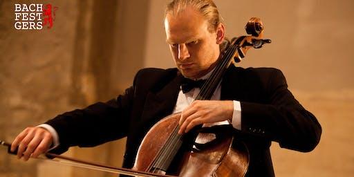 4ème BACH FESTIVAL GERS - Concert Tartini / L'Art de l'Archet à Marciac, violoncelliste tchèque František BRIKCIUS
