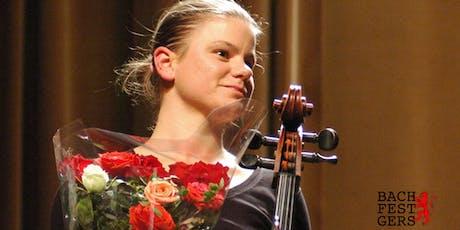 4ème BACH FESTIVAL GERS - Bach pour violoncelle seul - Violoncelliste Anna BRIKCIUSOVÁ tickets