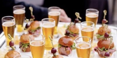 Beer & Burger Pairing Lunch