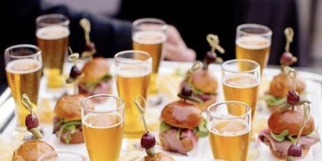 Beer & Burger Tasting Lunch tickets