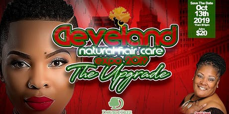 Cleveland Natural Hair Care Expo (2) tickets