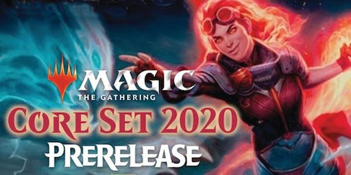 MTG Core Set 2020 PreRelease @ HobbyTown Lincoln North