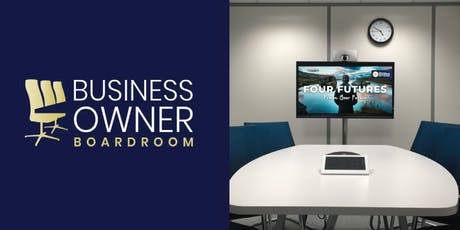 Building a Business Plan in 90 minutes: Business Owner Boardroom tickets