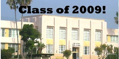 San Pedro High School Class of 2009 Reunion