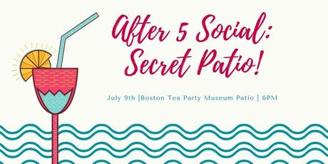 After 5 Social: Secret Patio tickets
