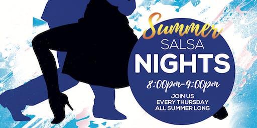 Summer Salsa Nights