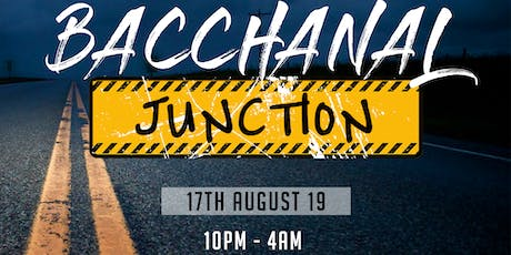 Bacchanal Junction tickets