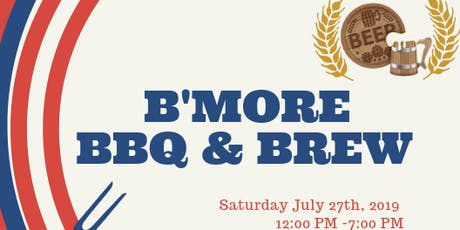 BMore BBQ & Brew tickets