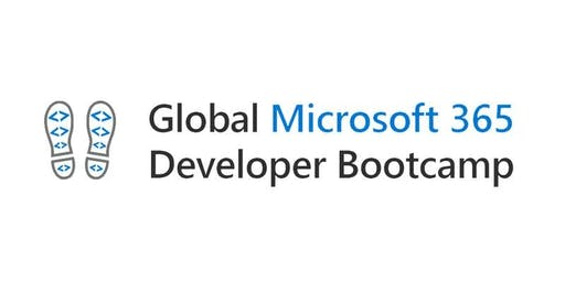 Global Microsoft 365 Developer Bootcamp 2019 - Lahore