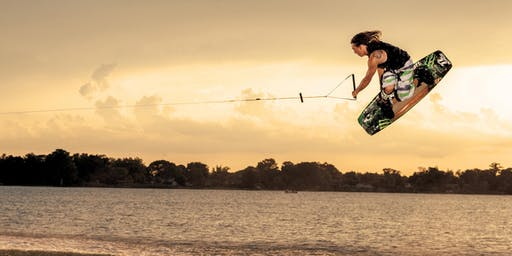 Wakeboarding at Lakeview Marina w Transport - 07/20/2019 Saturday