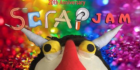 SCRAP Jam tickets