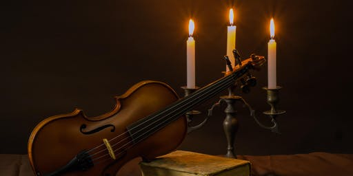 Concert by Candlelight 'Age of Baroque Virtuoso'