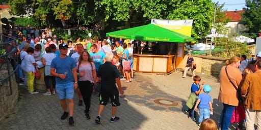 Sa,17.08.19 Wanderdate Radtour Nierstein zum Kellerweg Fest für 40-65J