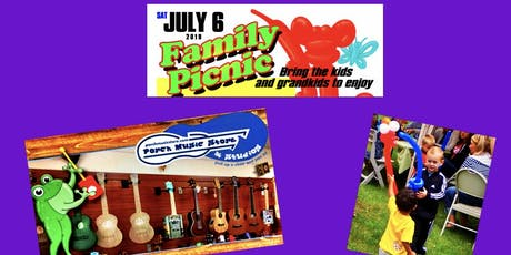 Family Picnic Day  tickets