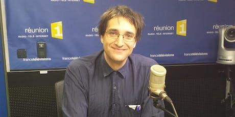 Conférence de Josef Schovanec à destination des personnes avec autisme tickets