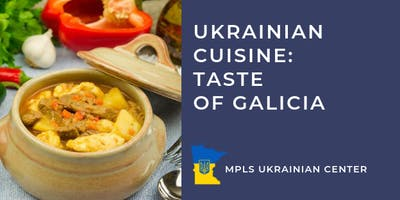 Ukrainian Cuisine: Taste of Galicia