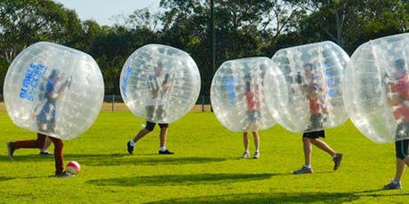 BUBBLE SOCCER IN THE PARK tickets