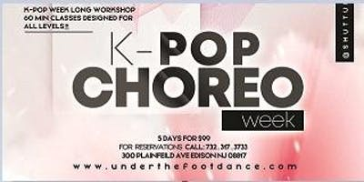 K-Pop Choreo Week