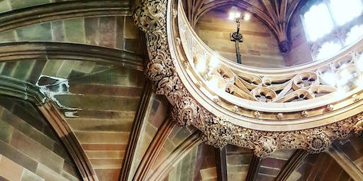 ARTS & CRAFTS MOVEMENT in Manchester - Guided Walk during Manchester International Festival