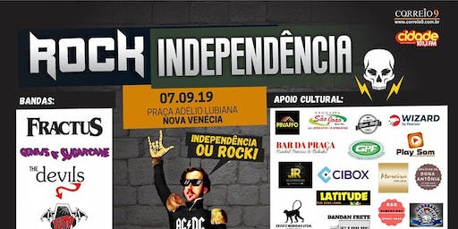 ROCK INDEPENDÊNCIA - BENEFICENTE