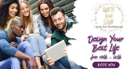 Design Your Best Life! tickets