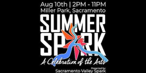 SUMMER SPARK (A Celebration of the Arts)