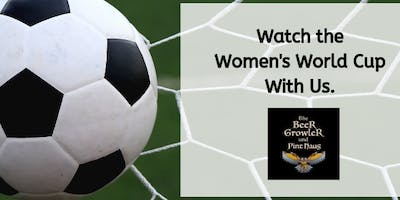 Women's World Cup Watch Party