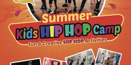 Kids Summer Hip Hop Camp tickets