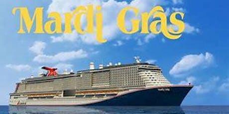 Carnival Mardi Gras 2021 Cruise tickets