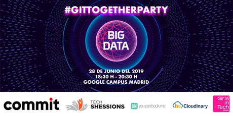 #GITTogetherParty: Cloud & Big Data tickets