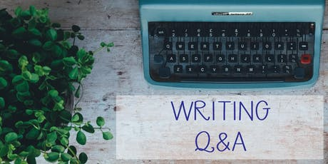 Live Writing Q&A with Write into the Woods Tickets
