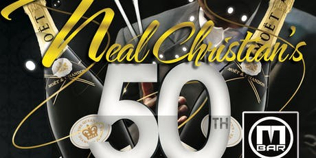 Neal Christian's 50th Birthday Celebration  tickets