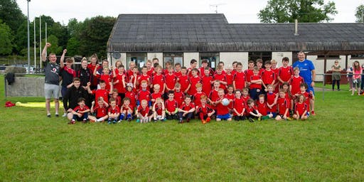 Monaghan Rugby Club - Summer Camp 2019