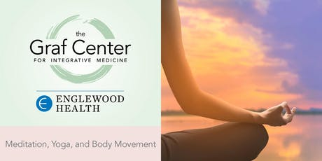 Meditation for Stress, Anxiety, and Depression tickets