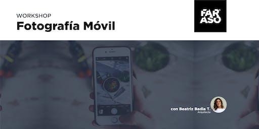 Workshop Fotográfica Móvil con Beatriz Badia Thomen