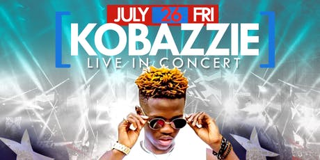 "KOBAZZIE LIVE "" MADE IN LIB ' A Red Carpet Liberian Independence Celebration tickets"