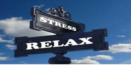 Take a Deep Breath presents Stress Reduction Workshop tickets
