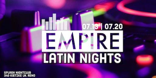 Empire Latin Nights!
