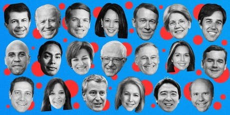 Democratic Debate Watch Party (Night 2) tickets