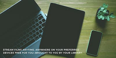 Streaming free films with your library card