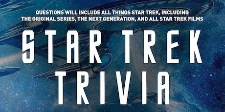 Star Trek Trivia tickets