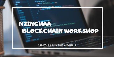 Nzinghaa Lab Blockchain Workshop billets