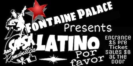 Latino Por Favor tickets