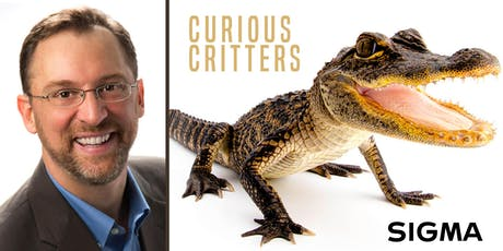Curious Critters: From Portraits to Picture Book tickets