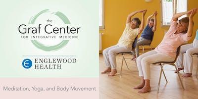 Gentle Chair Yoga for Cardiovascular and Pulmonary